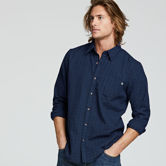 Men's Back River Lightweight Flannel Shirt