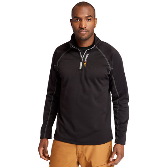Men's Timberland PRO® Understory Quarter-Zip Fleece Shirt