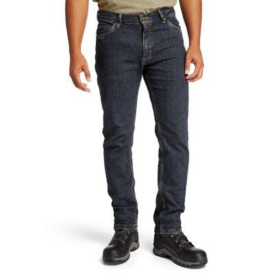 Men's Timberland PRO® Grit-N-Grind Modern Fit Flex Denim