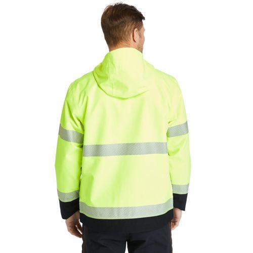 Men's Timberland PRO® Work Sight High-Visibility Waterproof Jacket-