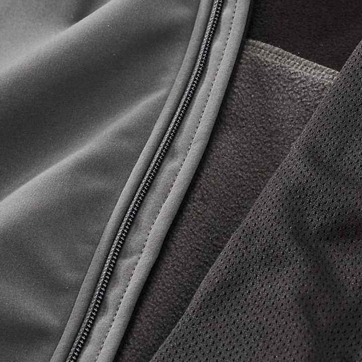 Men's Timberland PRO® Power Zip Windproof Softshell Jacket-
