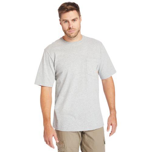 Men's Timberland PRO® Big & Tall Base Plate Short-Sleeve T-Shirt-