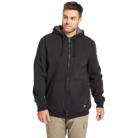 Men's Timberland PRO® Big & Tall Hood Honcho Full-Zip Hoodie