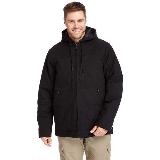 Men's Timberland PRO® Big & Tall Men's Baluster Insulated Canvas Work Jacket
