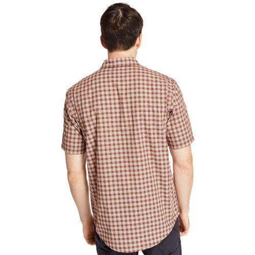 Men's Timberland PRO® Plotline Plaid Ripstop Work Shirt-