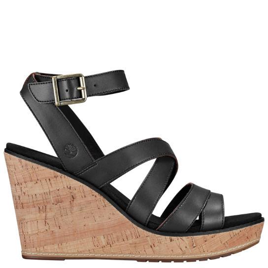 2fdeffe3e39 Women s Danforth Cork Wedge Sandals
