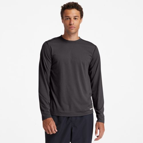 Men's Timberland PRO® Wicking Good Sport Long-Sleeve T-Shirt-