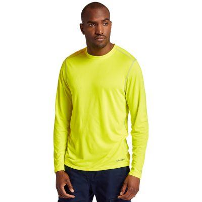 Men's Timberland PRO® Wicking Good Sport Long Sleeve