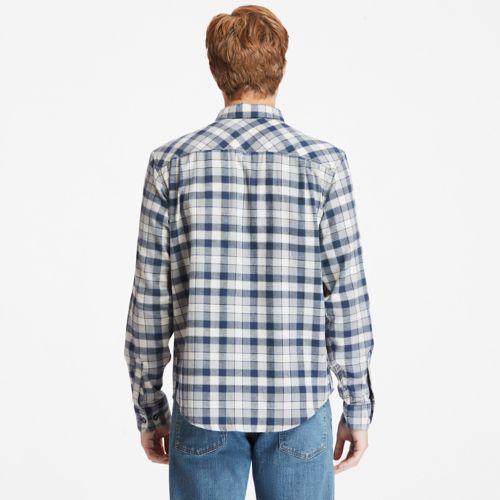 Men's Timberland PRO® Woodfort Flex Flannel Work Shirt-