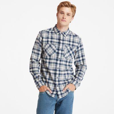 Men's Timberland PRO® Woodfort Flex Flannel Work Shirt