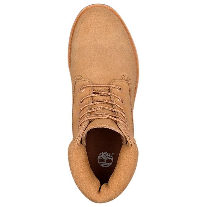 Women's 6-Inch Premium Suede Waterproof Boots-