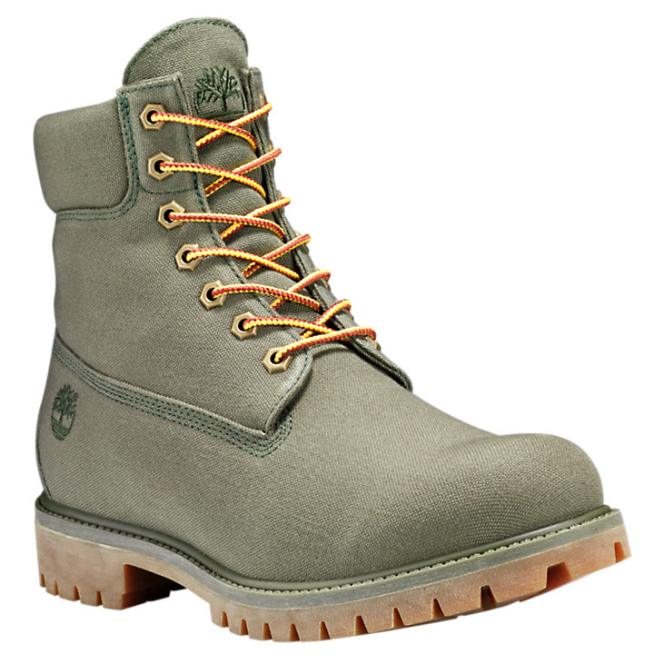 abe89c5e62d Men's 6-Inch Premium Thread™ Canvas Boots