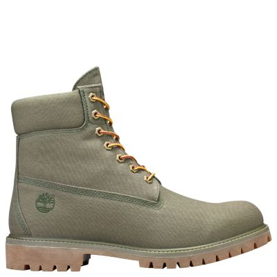 timberland canvas