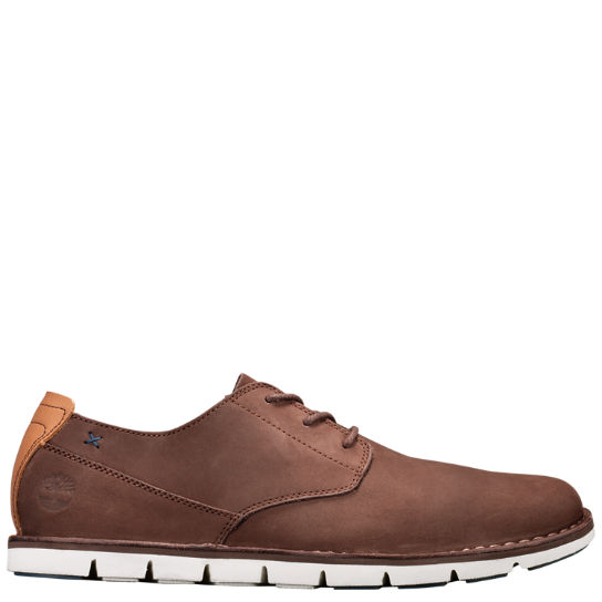 Brown leather 'Tidelands' Oxford shoes outlet genuine free shipping with credit card buy cheap best place discount amazing price visa payment cheap price JgZ98leqC
