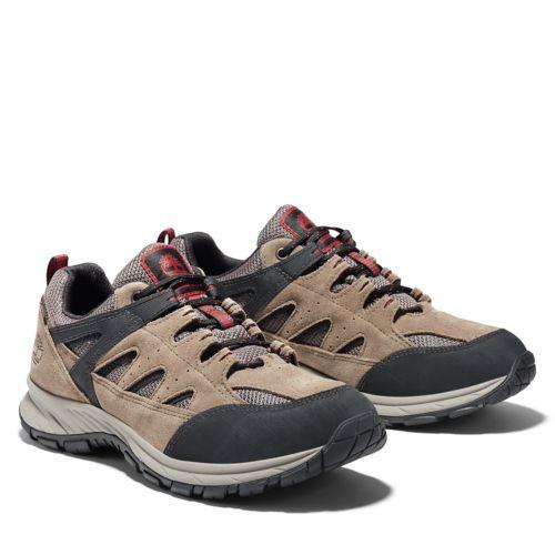 Men's Sadler Pass Waterproof Hiking Shoes-