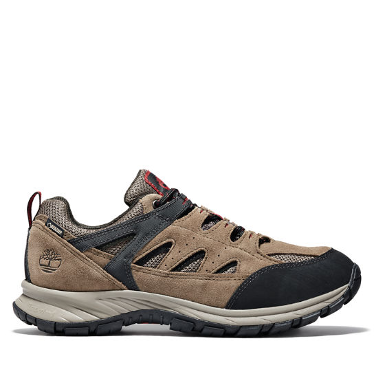 Timberland Sadler Pass Low GTX Waterproof Hiking Sneaker UirdmkC