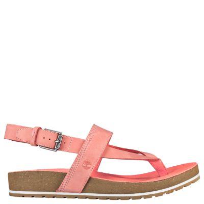 Timberland   Women's Malibu Waves Thong Sandals   Tuggl