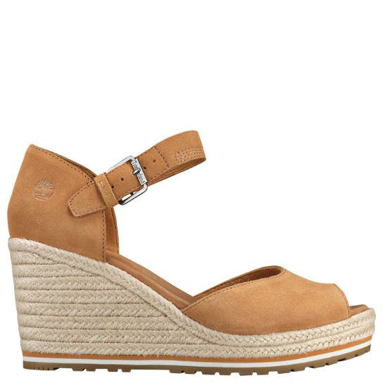 1c2fcdcc2bc Women s Nice Coast Peep-Toe Wedge Sandals