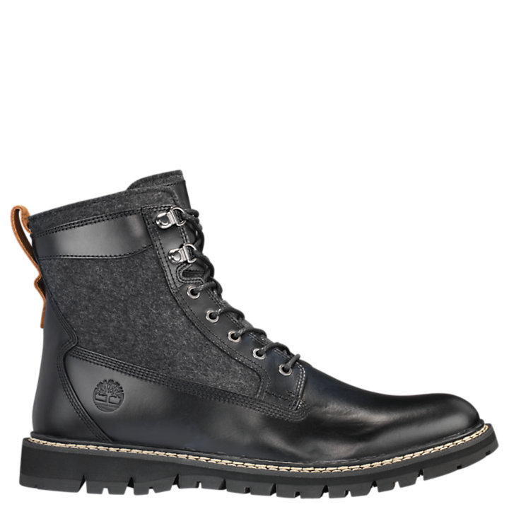 Men's Britton Hill NXTWool™ Mixed-Media Boots-