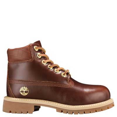 Youth 6-Inch Premium Waterproof Boots