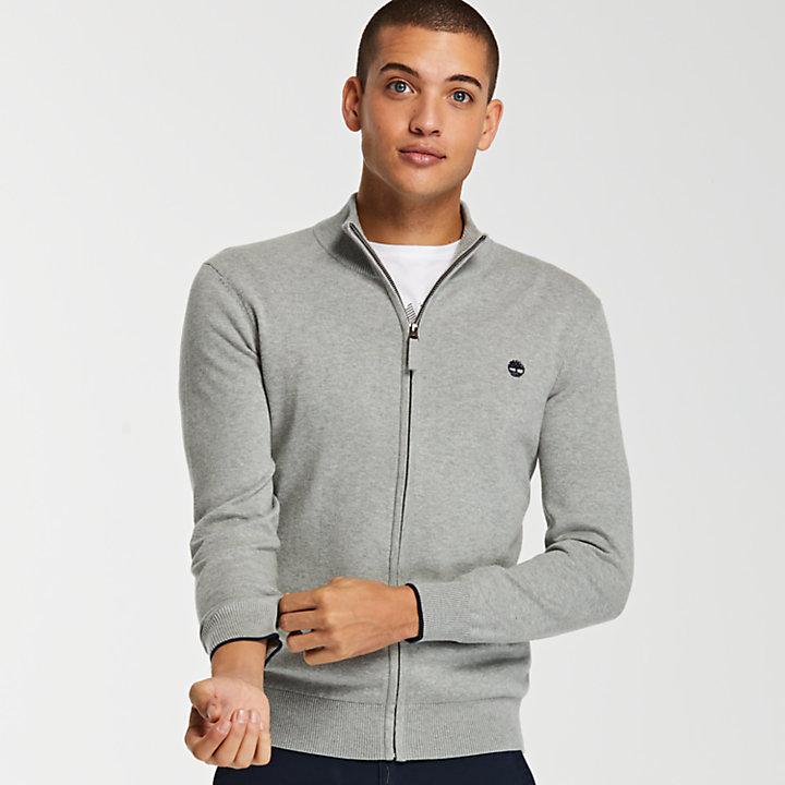 Men's Williams River Full-Zip Sweater-