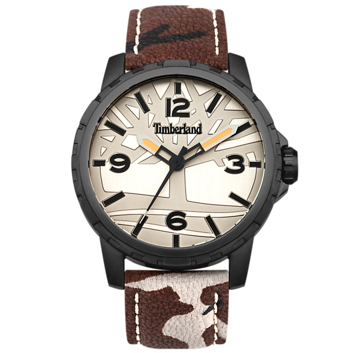 Timberland® Clarkson Ion-Plated Watch-