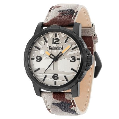 Timberland® Clarkson Ion-Plated Watch