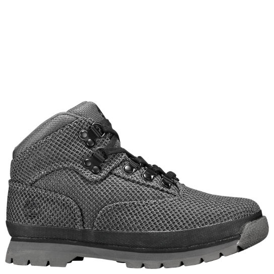 Youth Euro Hiker Fabric Boots