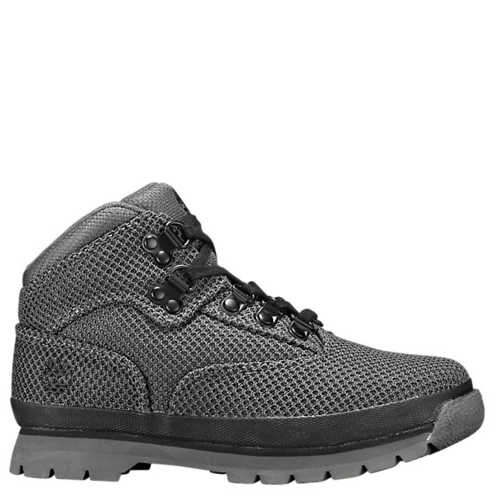Youth Euro Hiker Fabric Boots-
