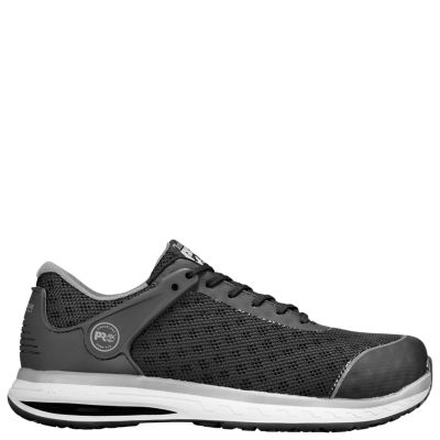 Timberland   Men's Timberland PRO Drivetrain SD35 Comp Toe Work Shoes