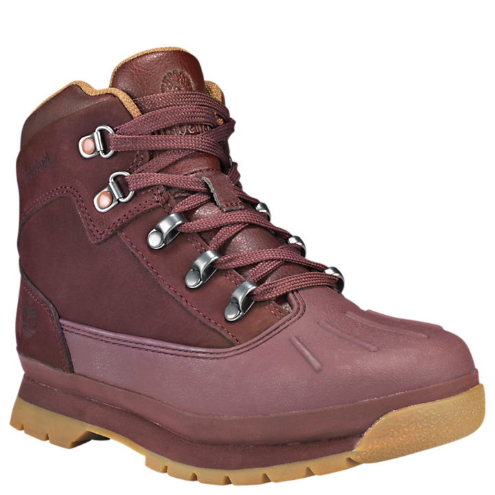 5b455c82bcc Junior Shell-Toe Euro Hiker Boots