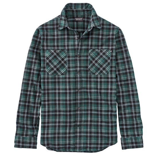 Men's Heavyweight Flannel Shirt
