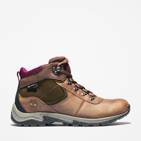 Women's Mt. Maddsen Mid Waterproof Hiking Boots