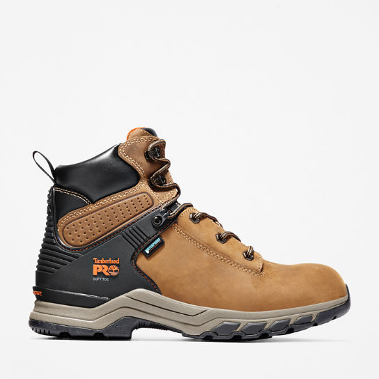 "Men's Timberland PRO® Hypercharge 6"" Soft Toe Work Boots"