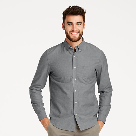 Men 39 s pine river slim fit flannel shirt timberland us store for Mens slim fit flannel shirt