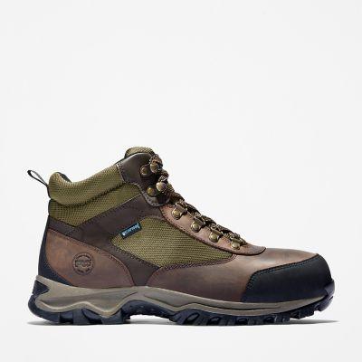Men's Keele Ridge Steel Toe Waterproof Work Boot