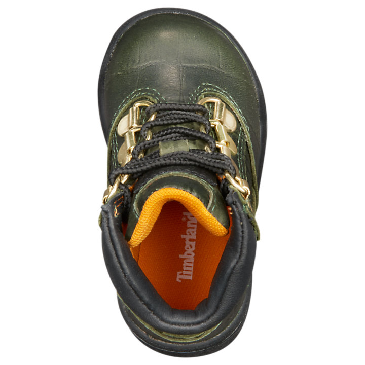 Toddler Limited Release Crocodylian Waterproof 6-Inch Field Boots-