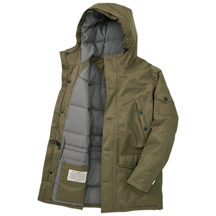 Men's Scar Ridge Waterproof Parka-