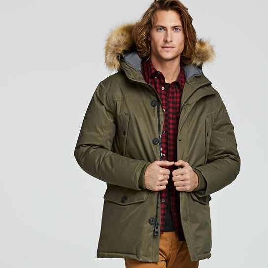 Men's Scar Ridge Waterproof Parka
