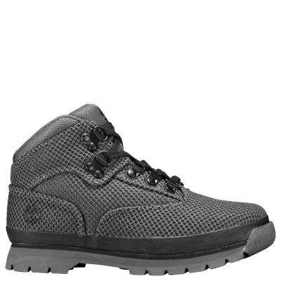 Junior Euro Hiker Fabric Boots