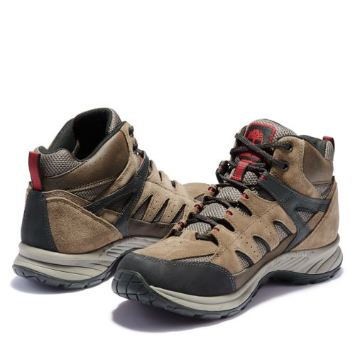 Men's Sadler Pass Waterproof Hiking Boots-