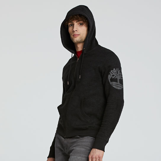 Men's Exeter River Slim Fit Full-Zip Hoodie