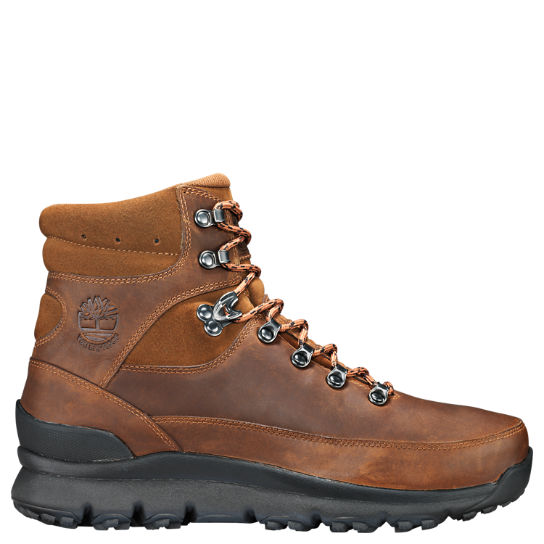 Men's World Hiker Mid Waterproof Boots