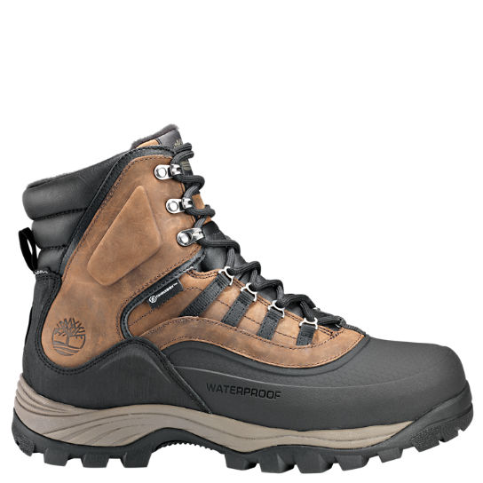 Men's Chocorua Trail Shell-Toe Waterproof Hiking Boots