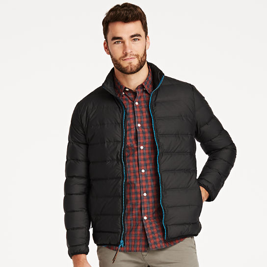 Men's Bear Head Down Jacket