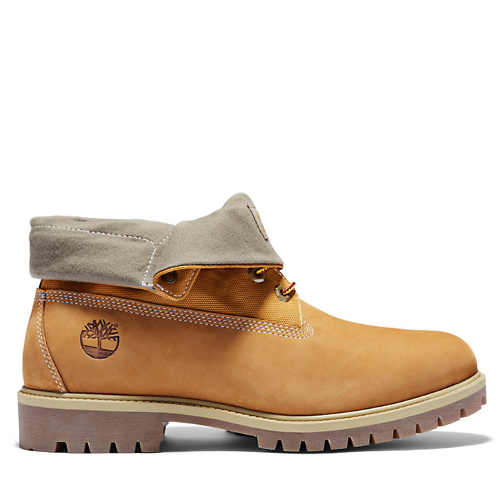 timberland hommes roll top