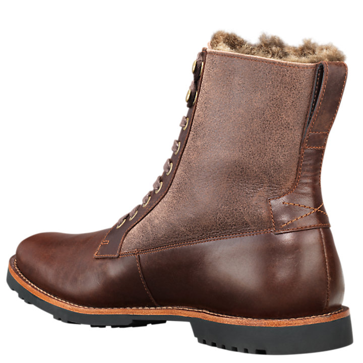 Men's Kendrick Shearling-Lined Boots-