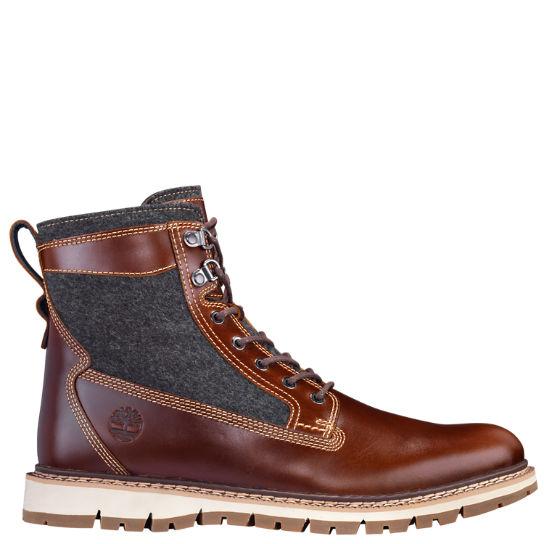 invención Separar sinsonte  Timberland   Men's Britton Hill NXTWool Mixed-Media Boots