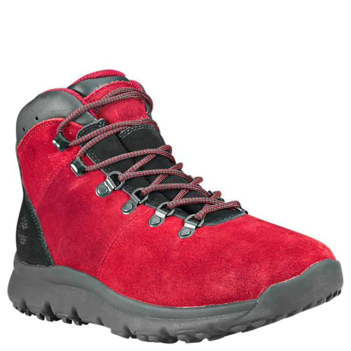 Timberland x Champion World Hiker Mid Mens Boots Multiple Sizes New RRP £130.00