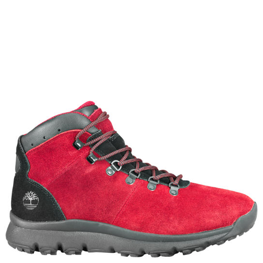 Men's World Hiker Mid Boots
